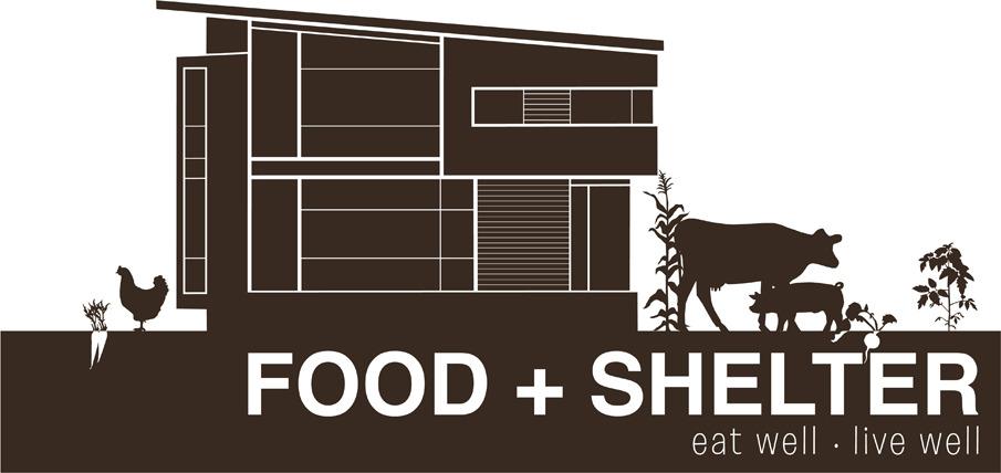 Food + Shelter